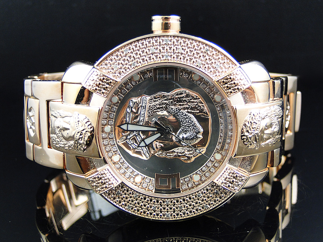 Mens Real Gold Watches