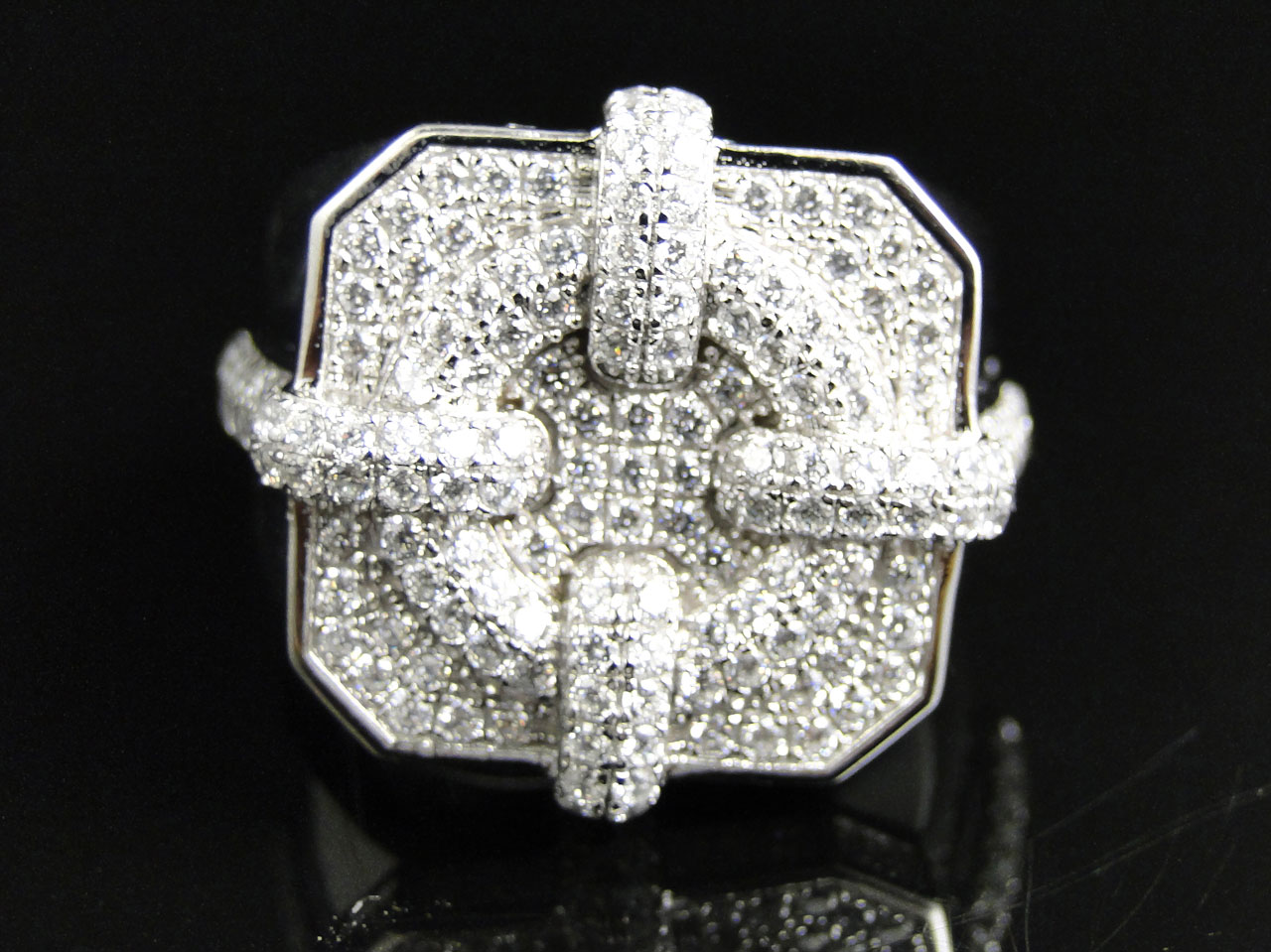 Pave Diamond Xl Fashion Rings For Cheap Retail Price Our Price