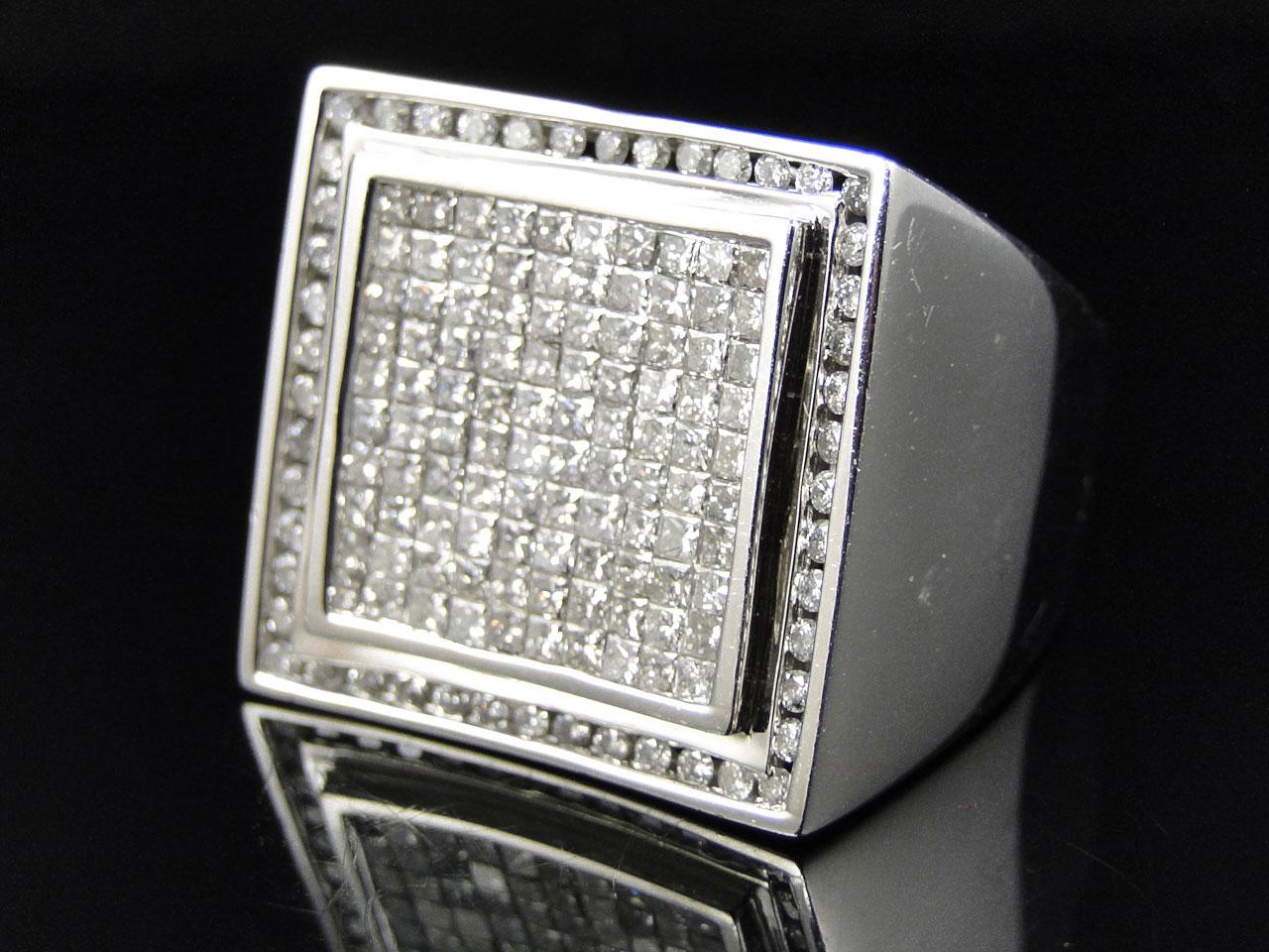 Pave Diamond Xl Fashion Rings For Cheap XL Diamond Ring Ct