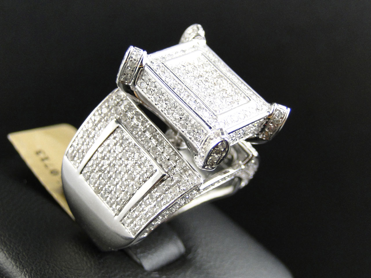 Pave Diamond Xl Fashion Rings For Cheap Pave Diamond XL Fashion